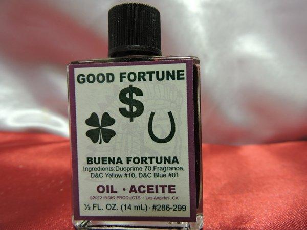 Buena Fortuna - Good Fortune