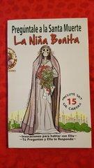 La Niña Bonita book