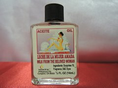 Leche De La Mujer Amada - Milk Of The Beloved Women