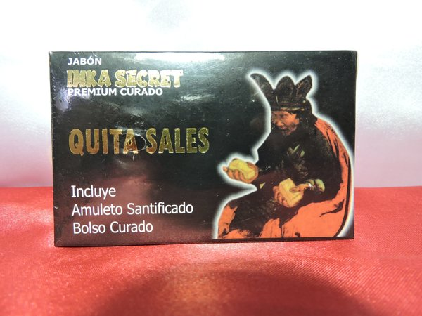 Quita Sales - Bad Luck Remover