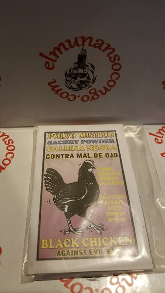 Gallina Negra - Black Chicken