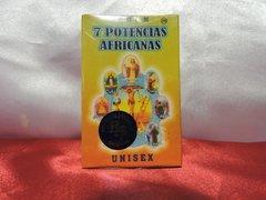 Siete Potencias Africanas Javon - Seven African Powers