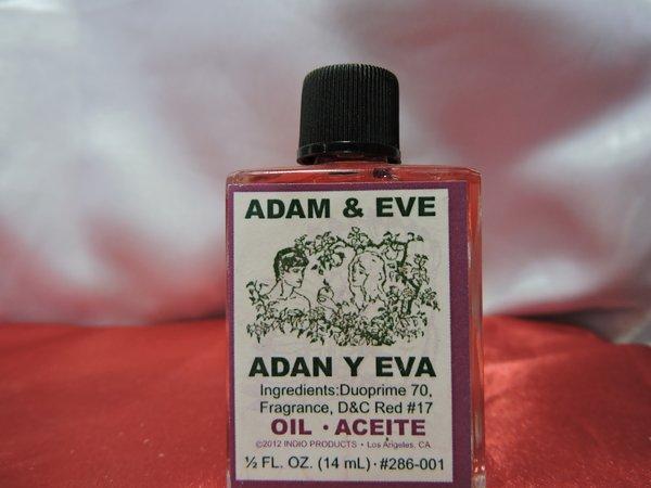Adan Y Eva - Adam & Eve
