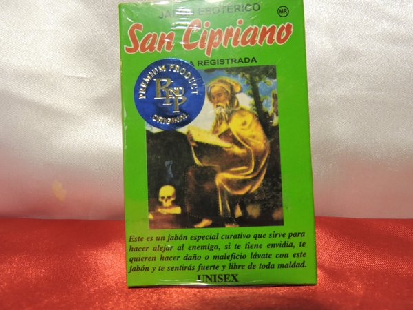 San Cipriano Javon - Saint Cipriano