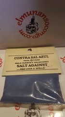 Contra Sal Azul - Salt Against