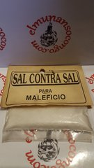 Sal Contra Sal - Salt Against Salt