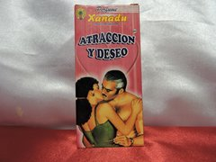 Atraccion Y Deseo -- Attraction & Desire 3oz