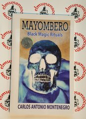 Mayombero Black Magic Rituals Book