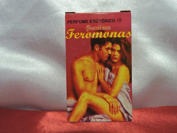 Gozar Con Feromonas -Pleasure With Pheromones 2oz