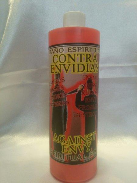 Contra Envidia - Against Envy