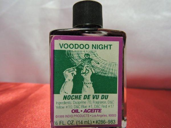 Noche De Vu Du - VooDoo