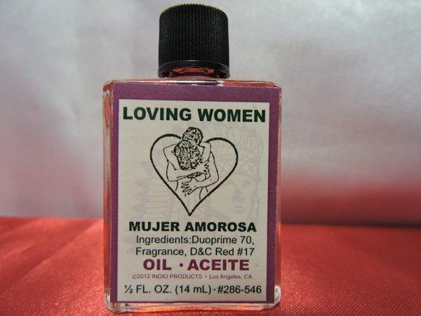 Mujer Amada - Loving Women