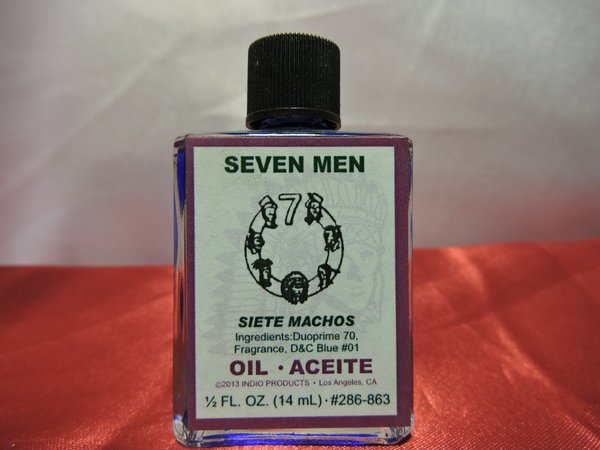 Siete Machos - Seven Men
