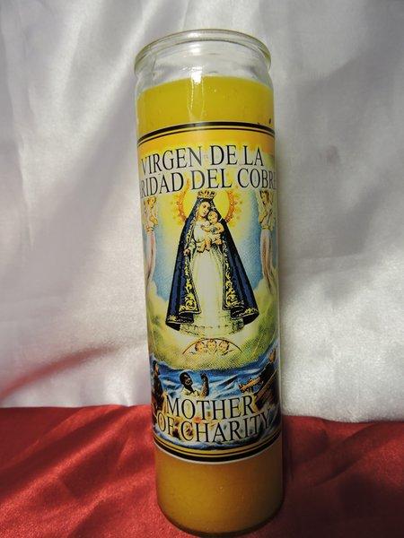 Virgen De La Caridad Del Cobre - Mother Of Charity