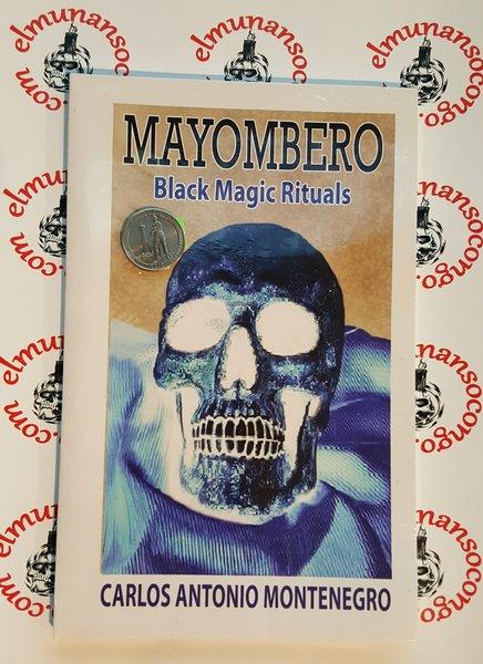 Mayombero Black Magic Rituals Book
