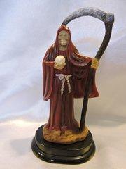 Santa Muetre Roja - Red Holy Death