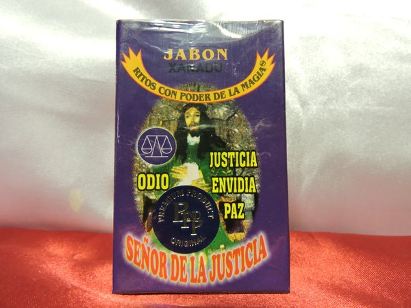 Señor De La Justicia - Lord Of The Justicia