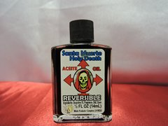 Santa Muerte Reversible - Holy Death Reversible