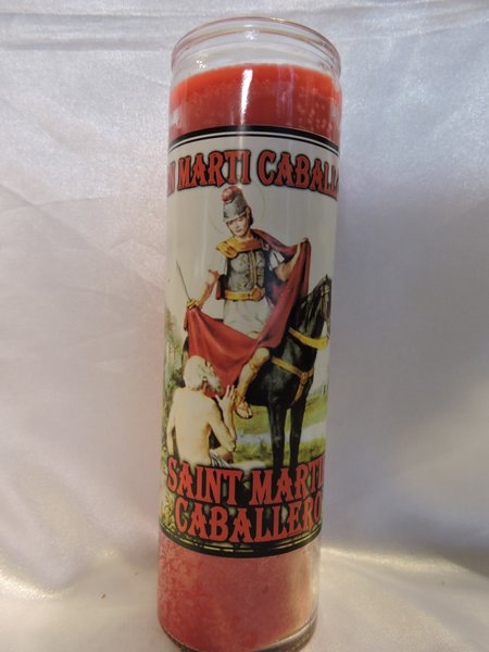 San Martin Caballero - Saint Martin Of Caballero