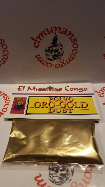 Polvo De Oro - Gold Dust