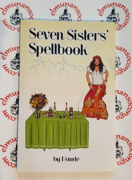 Seven Sisters Spellbook