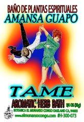 Amanza Guapo Baño Espiritual
