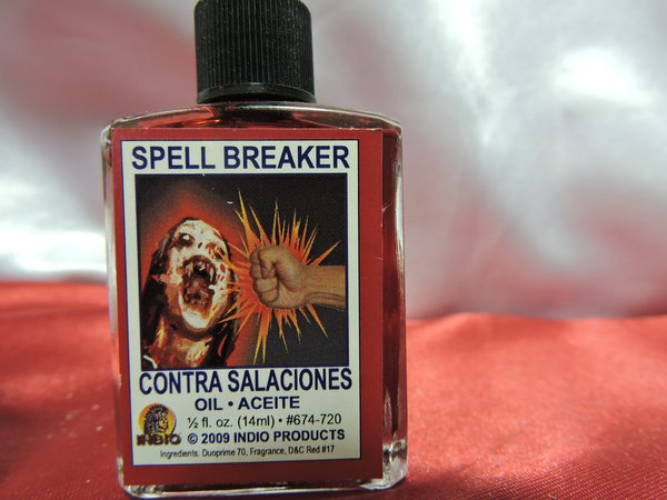 Contra Salacion - Spell Breaker