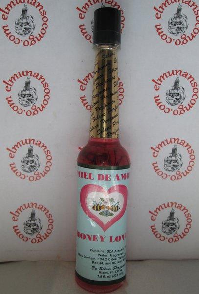 Miel De Amor - Honey Of Love