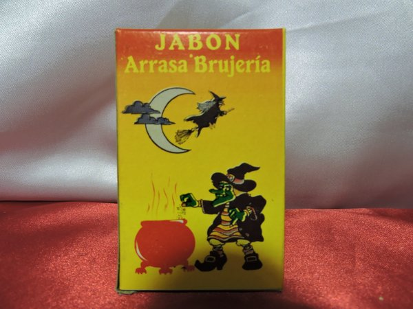 Arrasa Brujeria - Witchcraft Breaker
