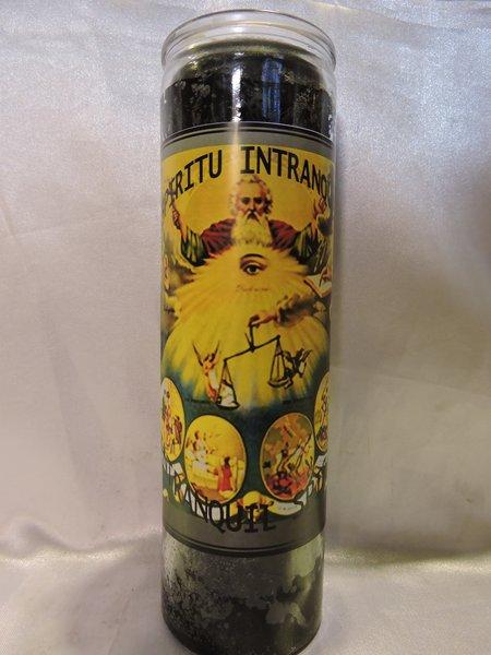 Espiritu Intranquilo - Intranquil Spirit