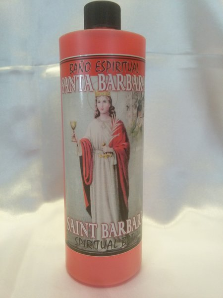 Santa Barbara Banos - Saint Barbara