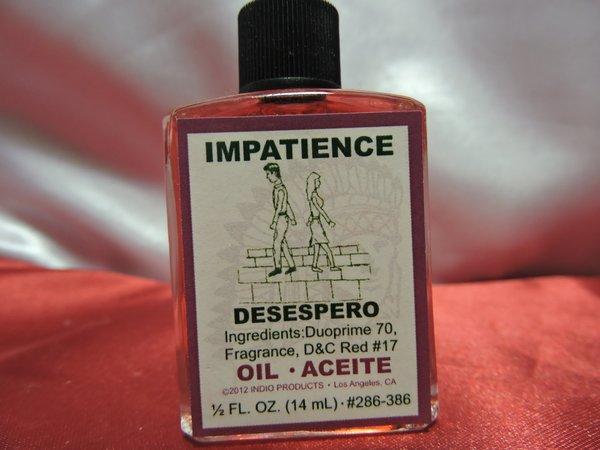 Desespero - Impatient