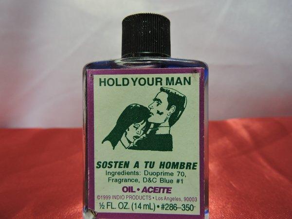 Sosten Tu Hombre - Hold Your Man