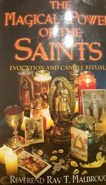 The Magical Power Of The Saints ( Ingles)