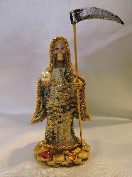 Santa Muerte De Dinero - Money Holy Death