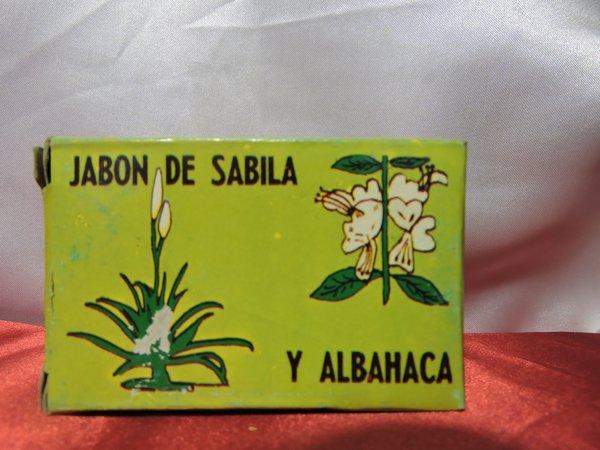 Sabila y Albahaca  - Aloe and Basil