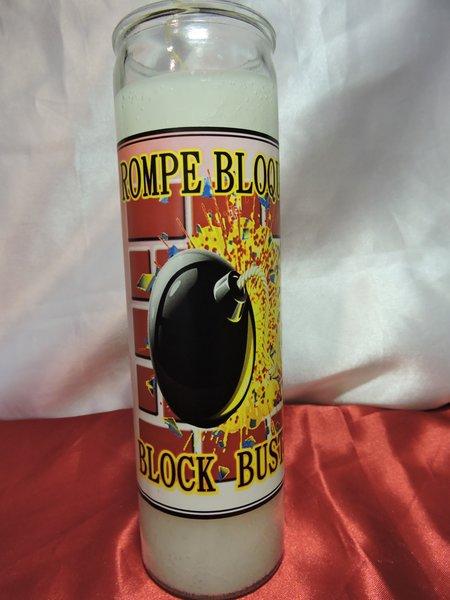 Rompe Bloqueo Blanca - Block Buster White