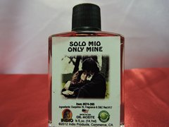 Solo Mio - Only Mine
