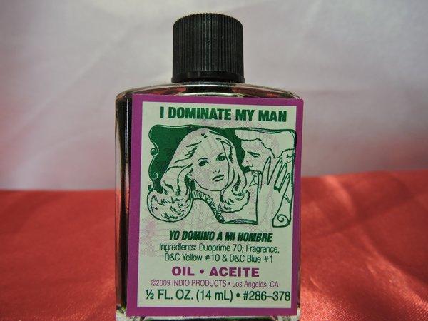 Yo Domino A Mi Hombre - I dominate My Man
