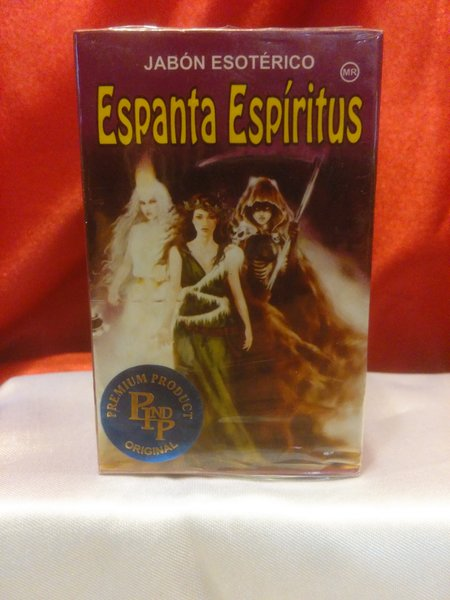 Espanta Espiritu - Spirit Remover
