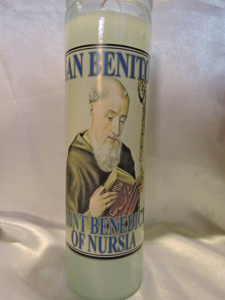San Benito - Saint Benedict Of Nursia