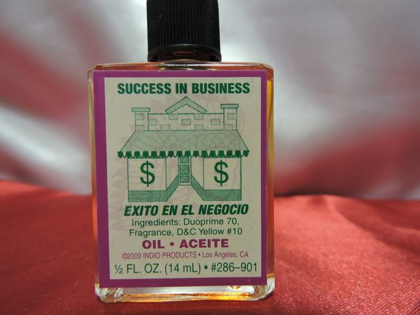 Exito En El Negocio - Success In Business