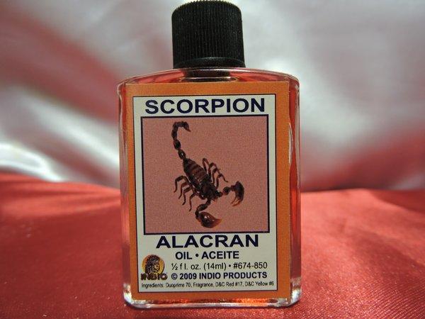 Alacran -Scorpion