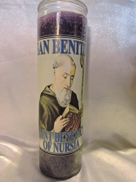 San Benito - Saint Benito Of Nursia
