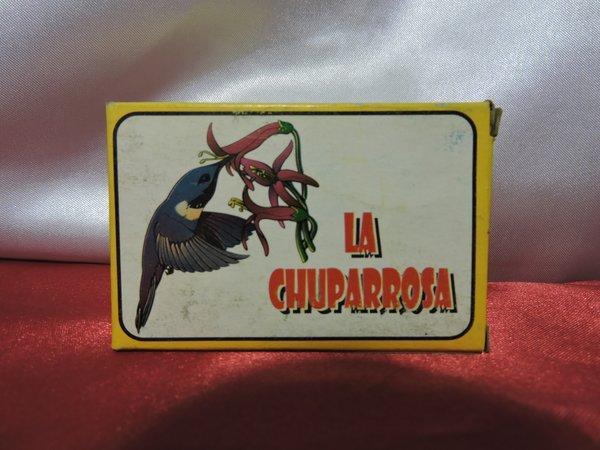 La Chuparrosa - The Humming Byrd