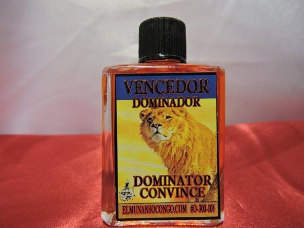 Vencedor - Conqueror/Dominant
