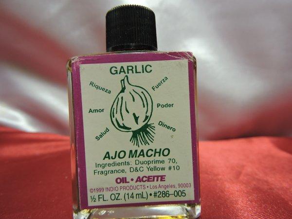 Ajo Macho - Male Garlic