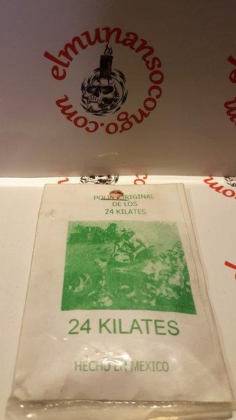 24 Kilates polvo - 24 Karats powder