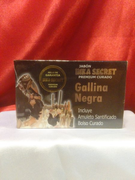 Gallina Negra