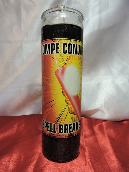 Rompe  Conjuro Negra - Spell Breaker Black